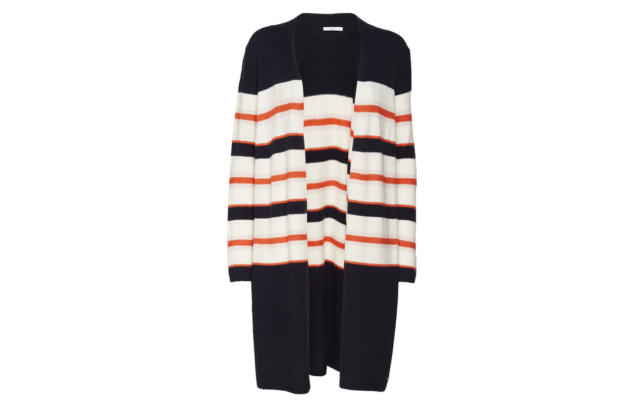 Laine Cardigan 2 Polyacrylonitrile Edc 3 20 Sweaters By 23 Elastane Esprit Navy Polyester 54 0qxqPtXUw