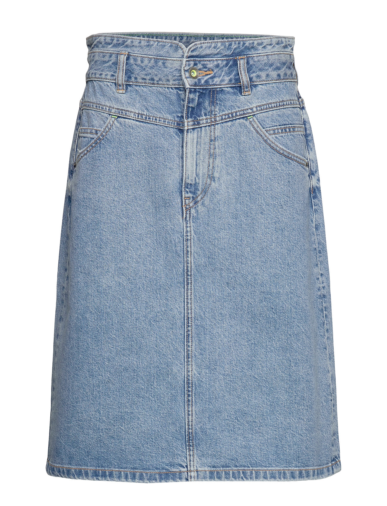 EDC by Esprit Skirts denim - BLUE MEDIUM WASH