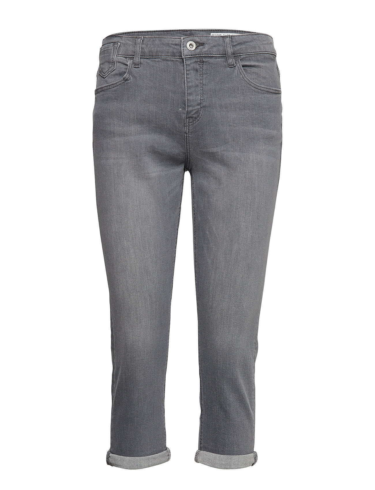 EDC by Esprit Pants denim - GREY LIGHT WASH