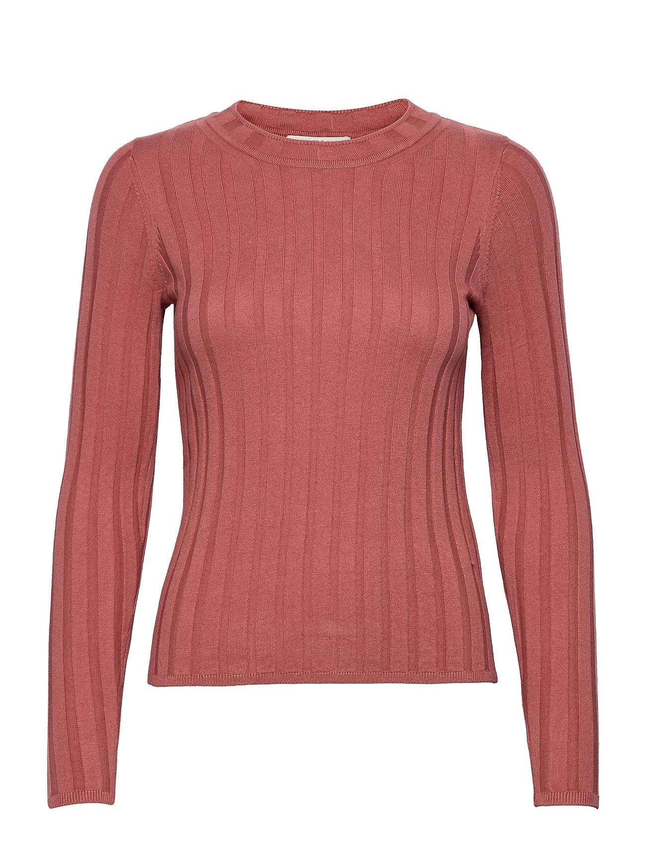 Sweaters Strikket Trøje Rød EDC By Esprit