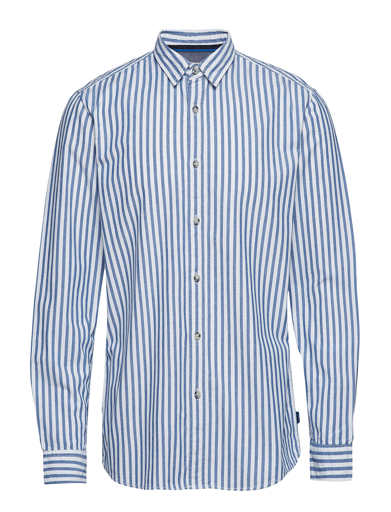 EDC by Esprit Shirts woven - BLUE