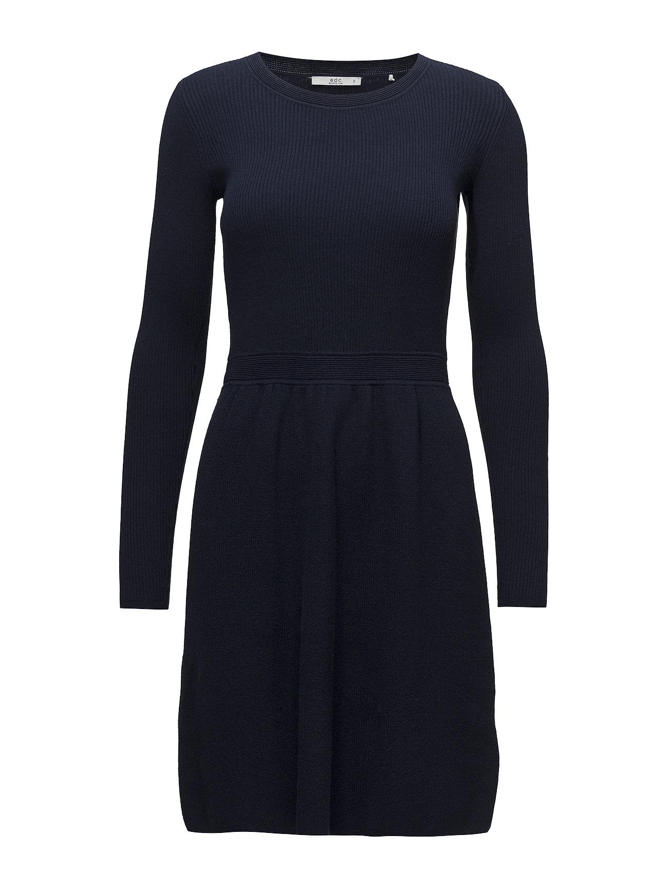 8ed0378dac6b2b Dresses Flat Knitted (Navy) (44.99 €) - EDC by Esprit - Jurken ...