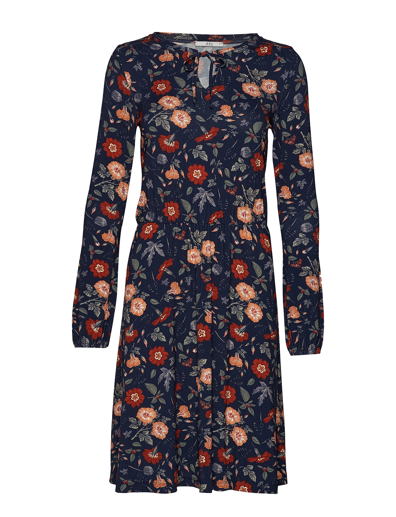 EDC by Esprit Dresses knitted - NAVY