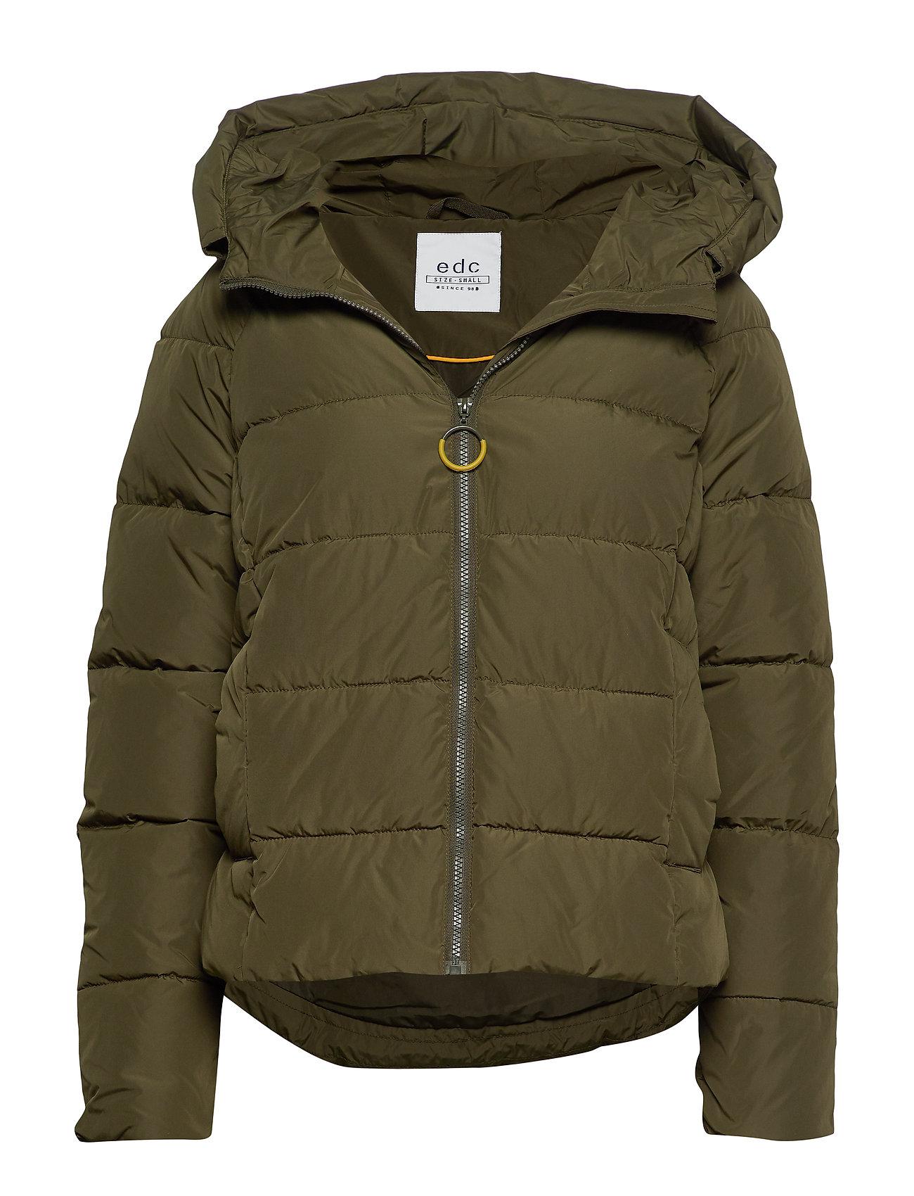 Jackets By Outdoor GreenEdc Esprit Wovenkhaki qzMVpSjLUG