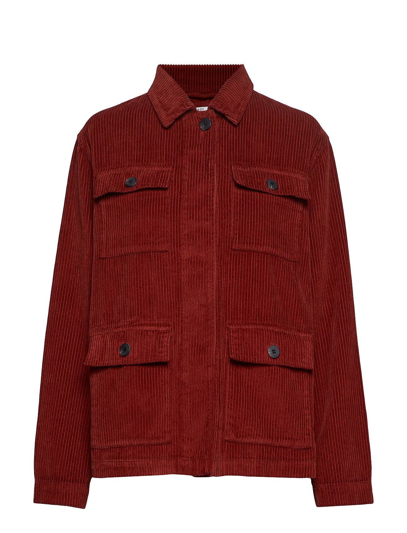 EDC by Esprit Jackets indoor woven - TERRACOTTA 5