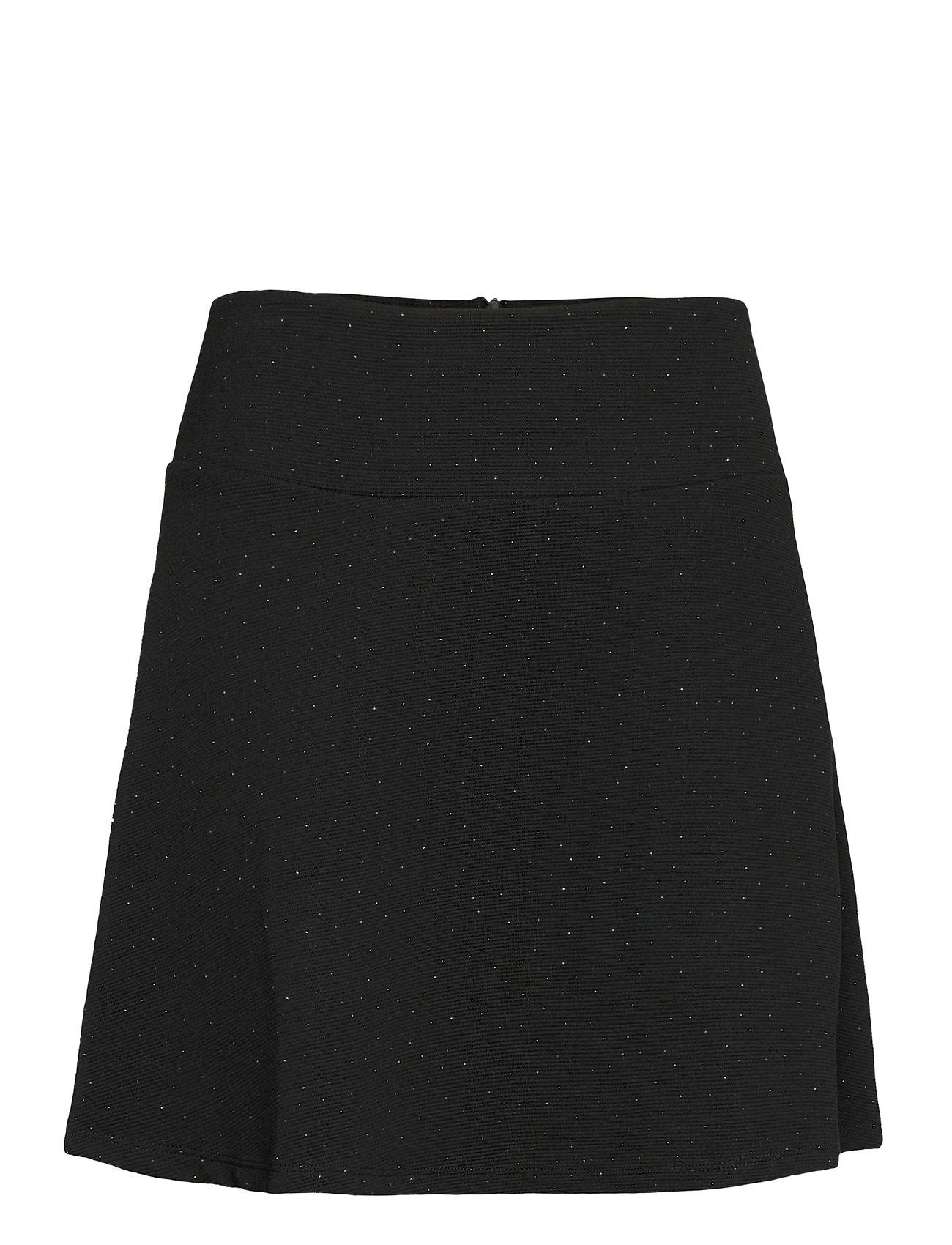 Image of Skirts Knitted Kort Nederdel Sort EDC By Esprit (3468422783)