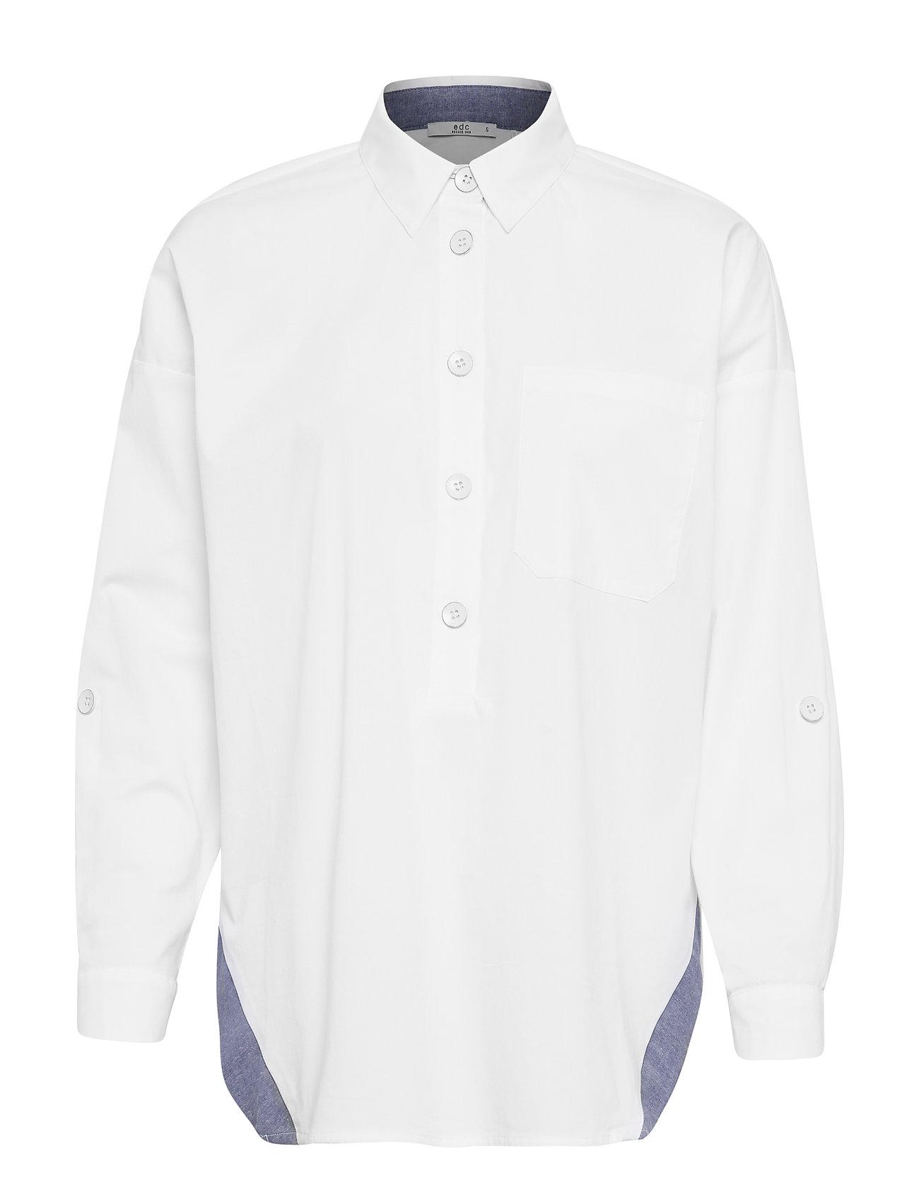 EDC by Esprit Blouses woven - WHITE