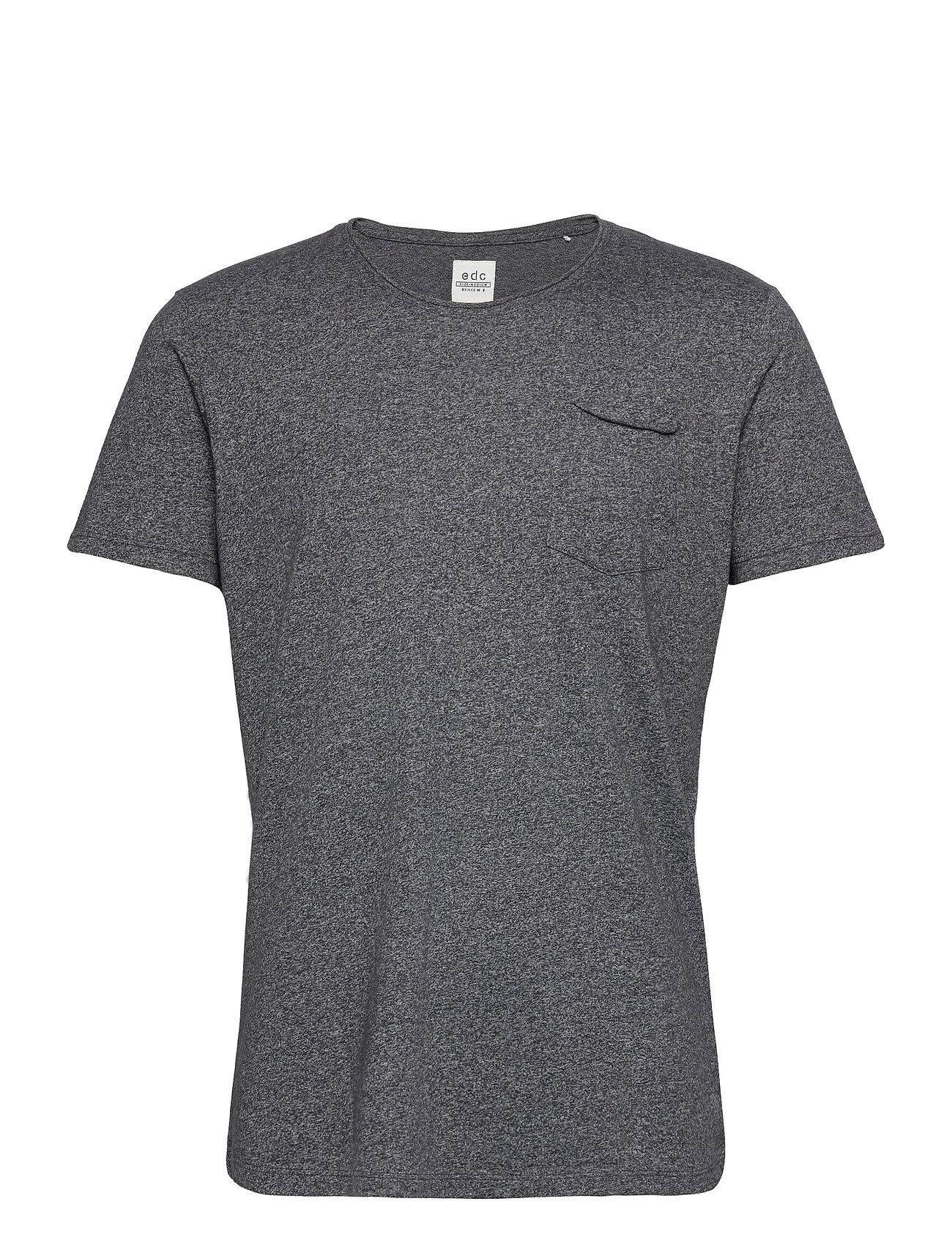 Image of T-Shirts T-shirt Grå EDC By Esprit (3448090039)