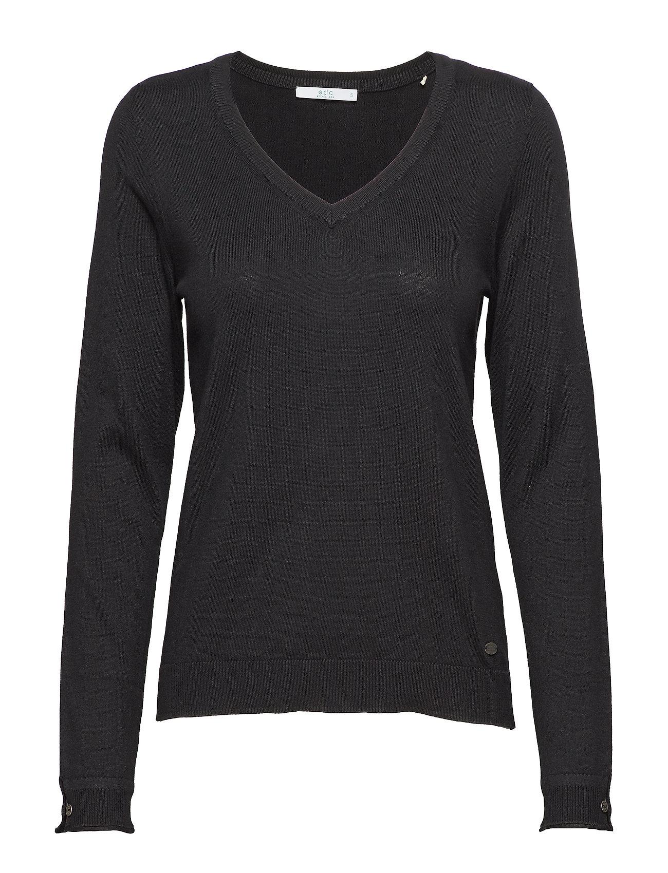 EDC by Esprit Sweaters - BLACK