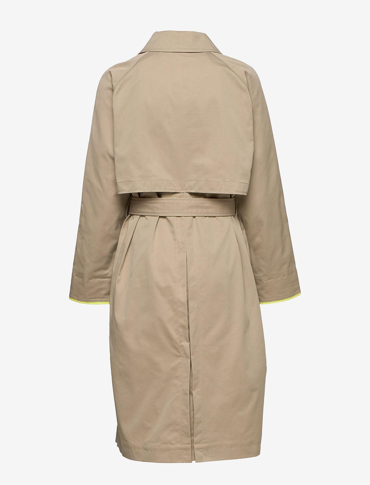 EDC by Esprit - Coats woven - trenchcoats - beige - 1