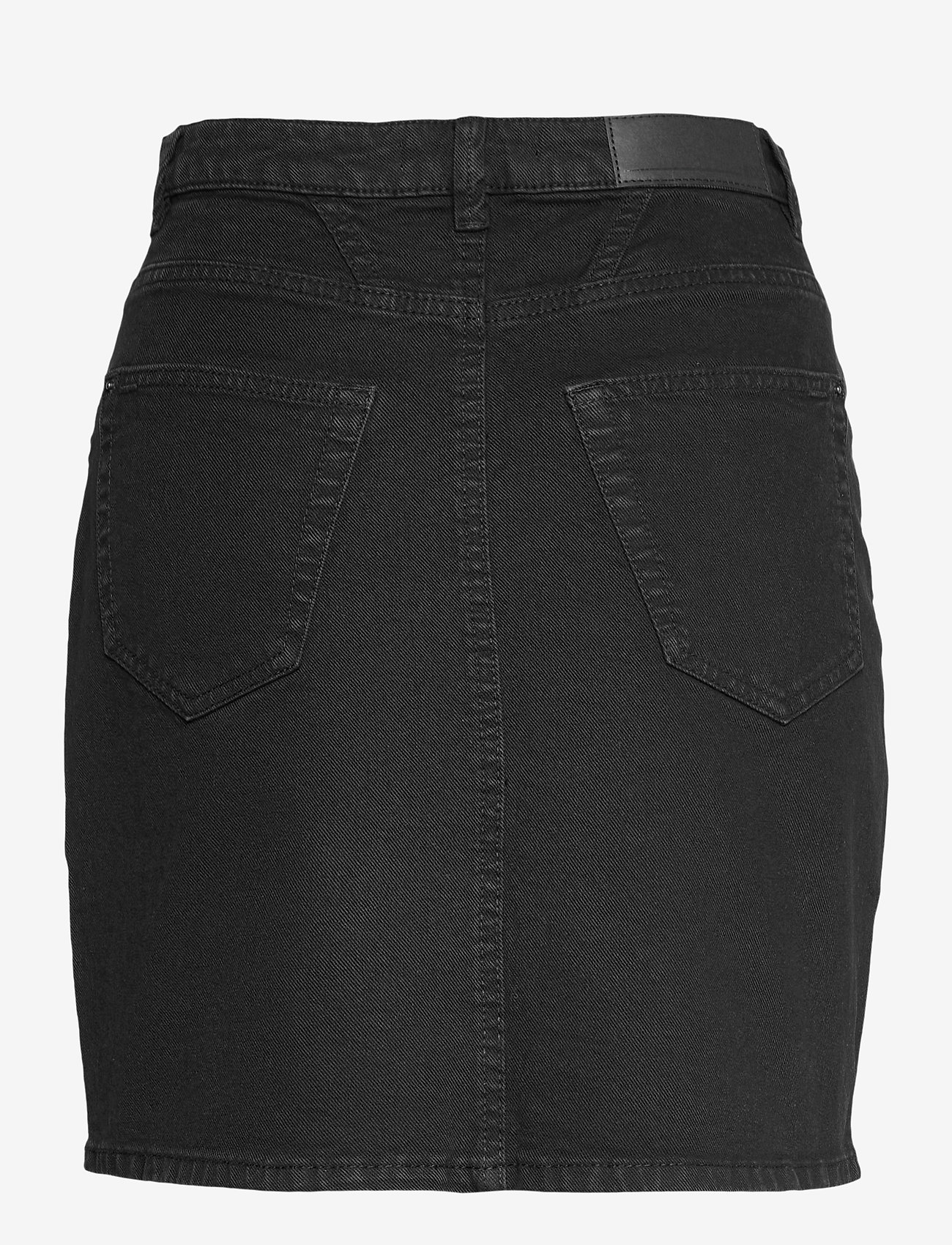 EDC by Esprit - Skirts woven - jeansröcke - black - 1