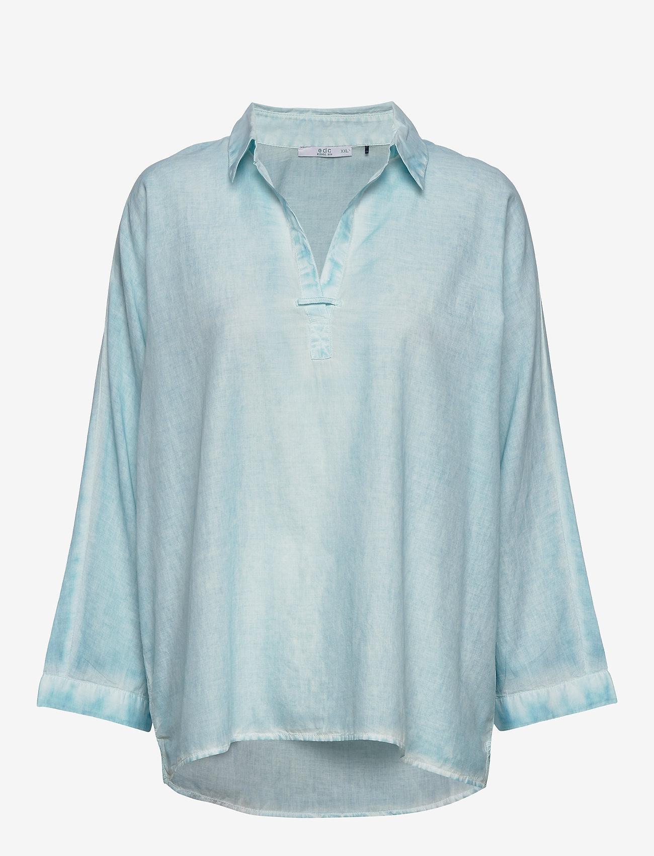 Blouses Woven (Light Blue) (240 kr) - EDC by Esprit