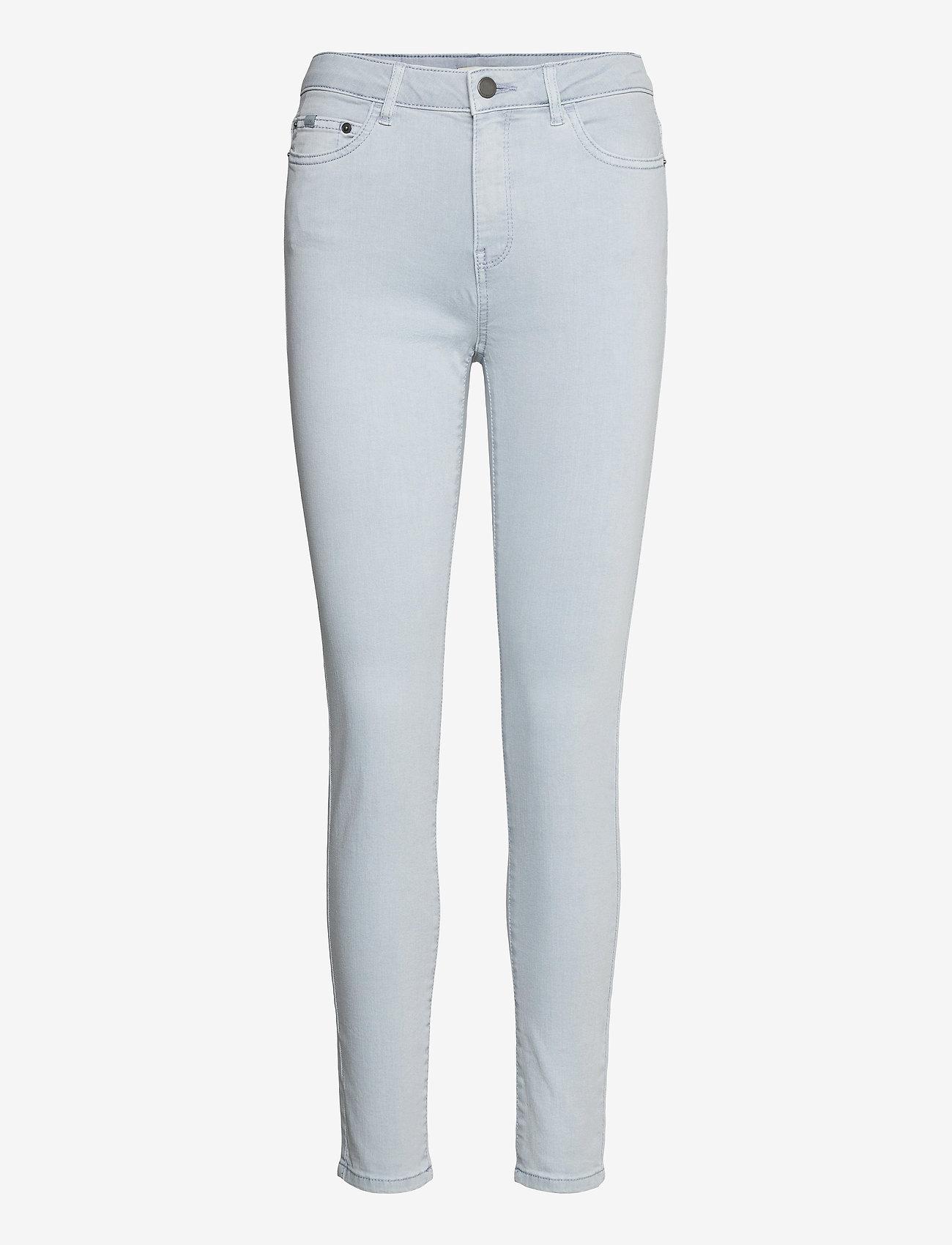 EDC by Esprit - Pants woven - slim fit bukser - light blue lavender - 0