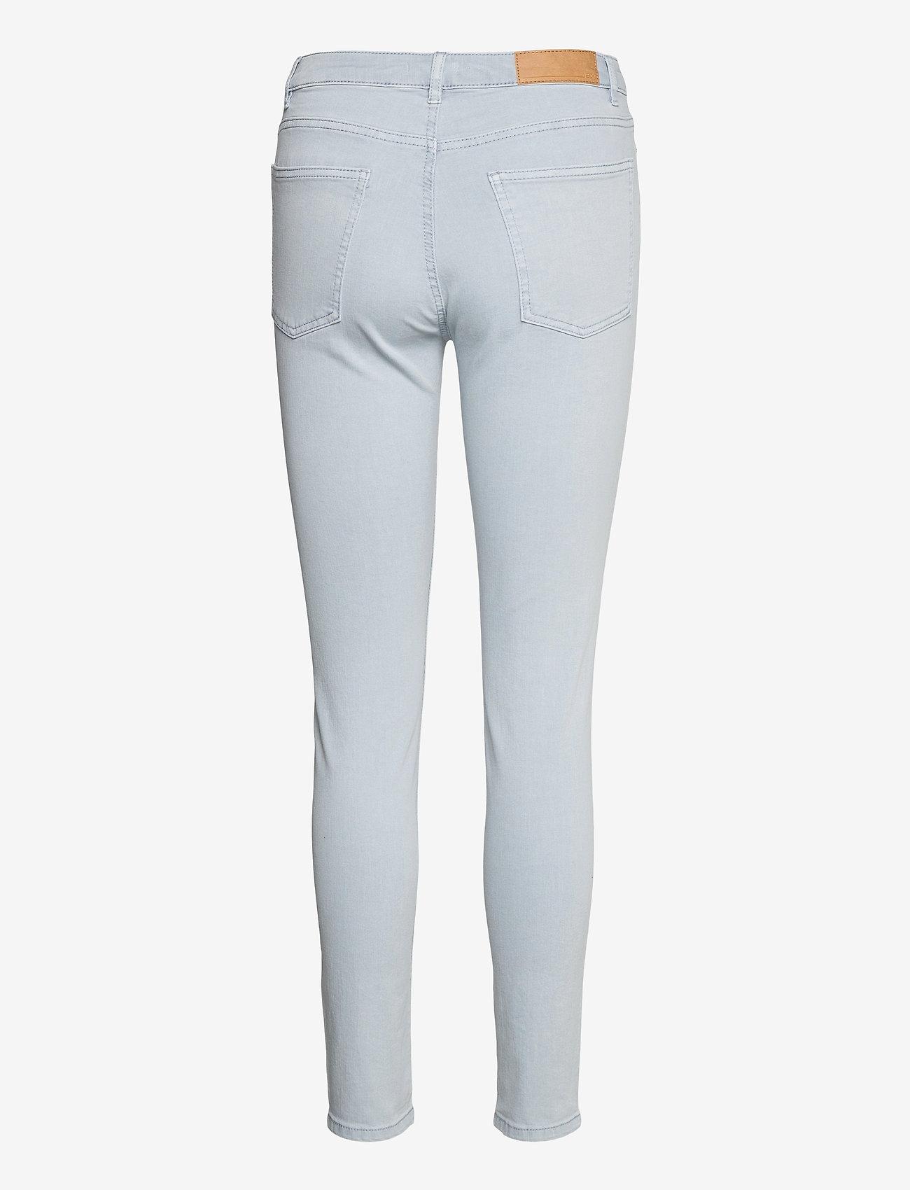 EDC by Esprit - Pants woven - slim fit bukser - light blue lavender - 1