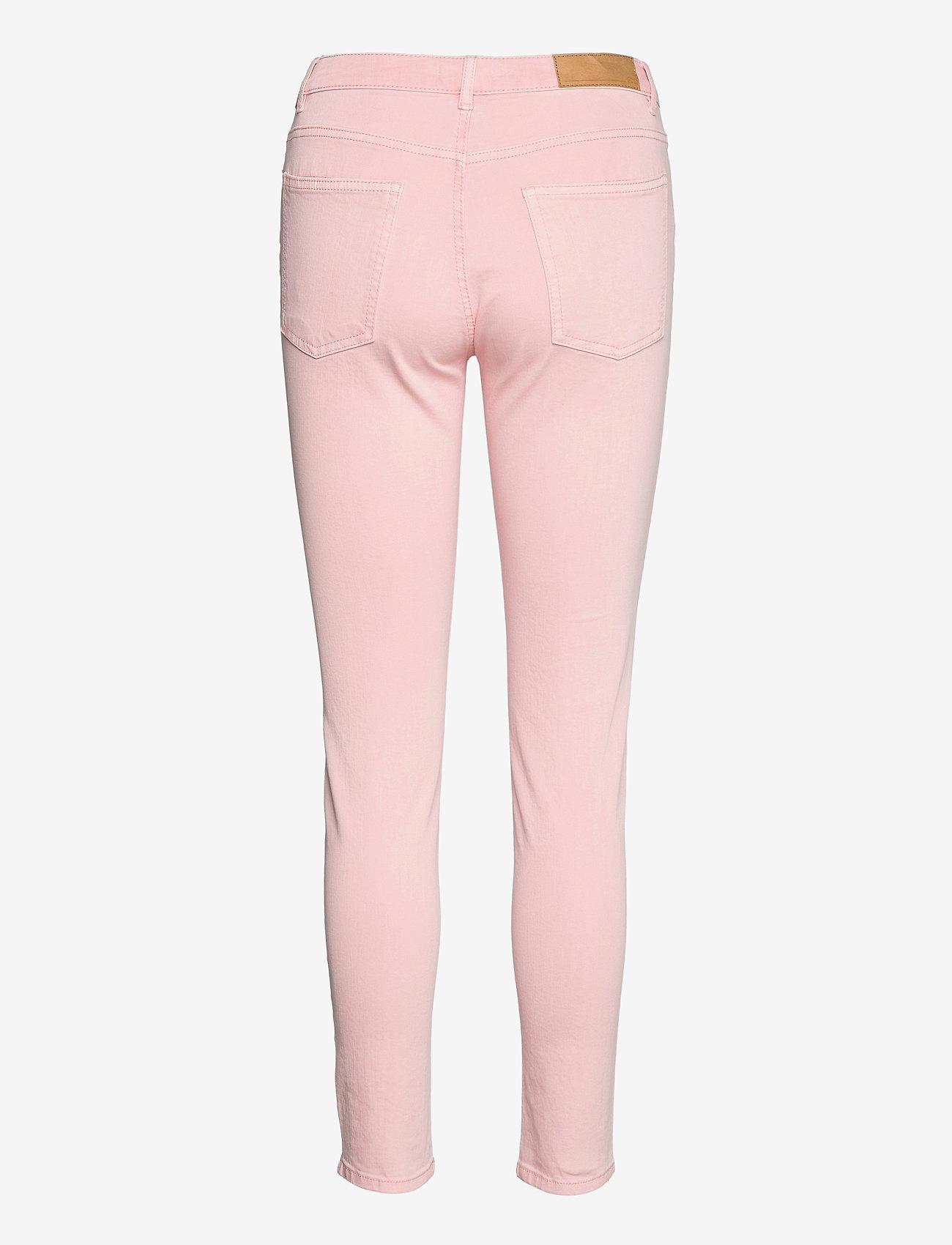 EDC by Esprit - Pants woven - slim fit bukser - light pink - 1