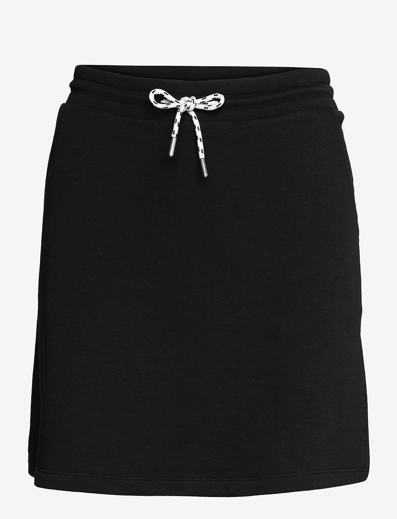 EDC by Esprit - Skirts knitted - korta kjolar - black - 0