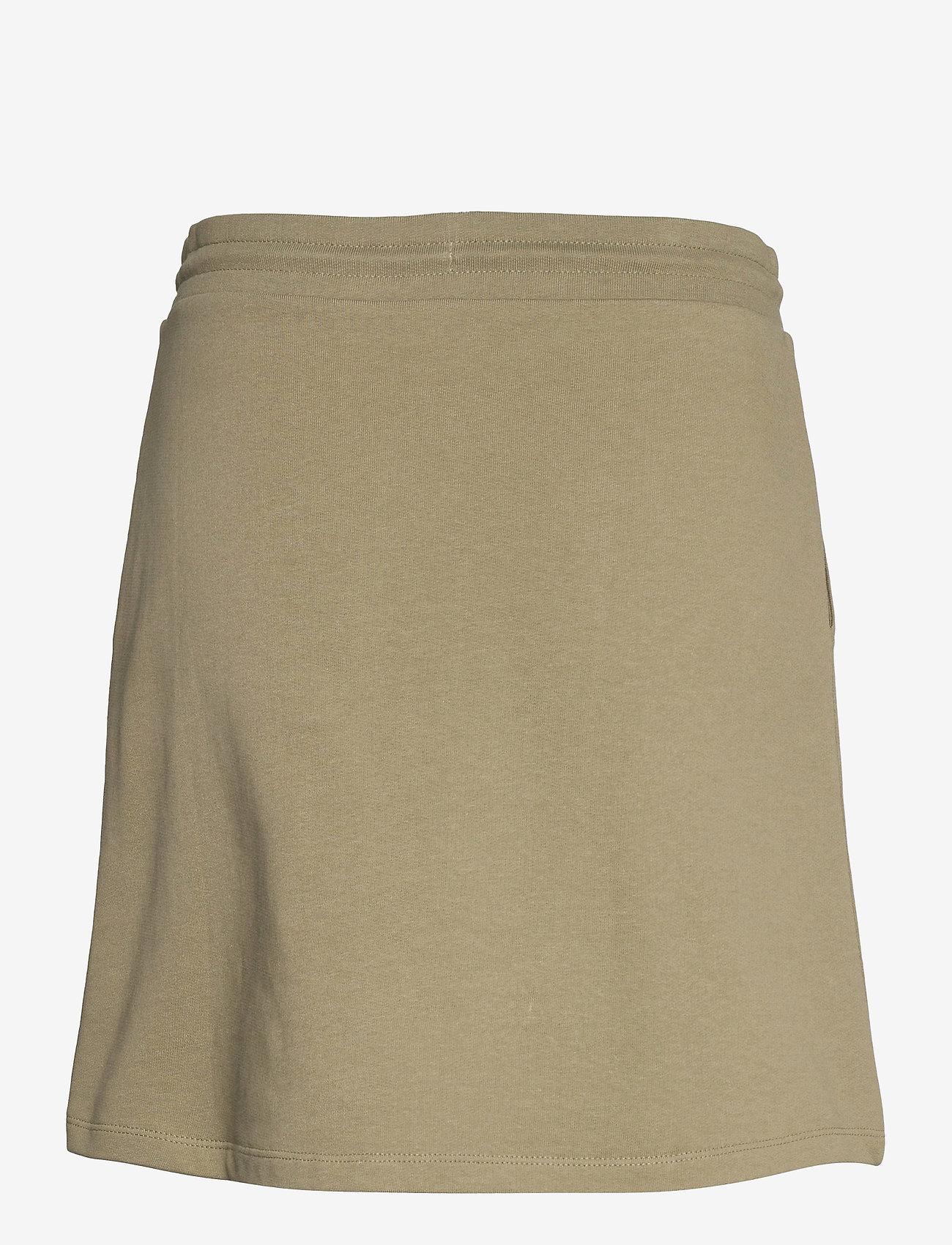 EDC by Esprit - Skirts knitted - korta kjolar - light khaki - 1