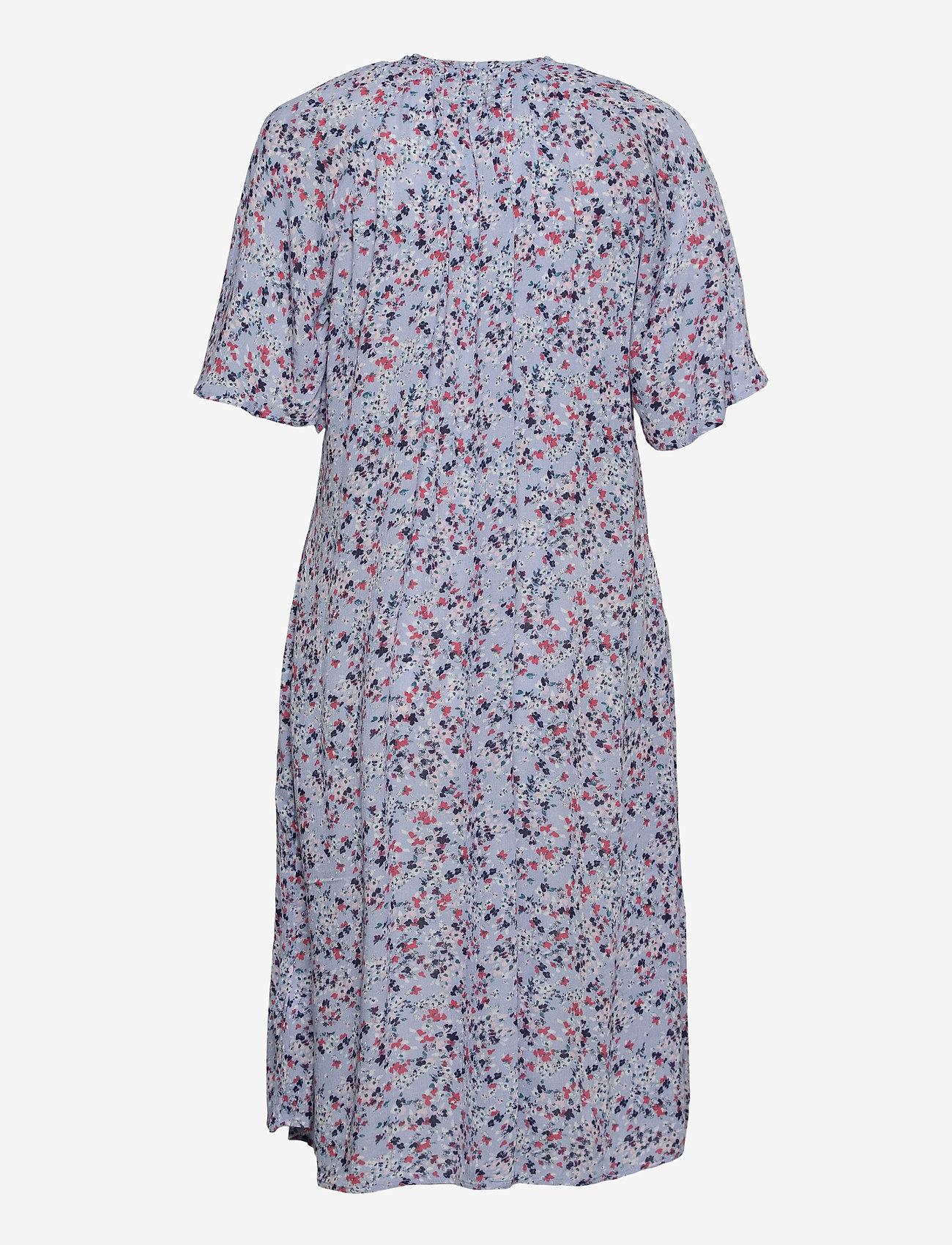 EDC by Esprit - Dresses light woven - sommerkjoler - light blue lavender 4 - 1