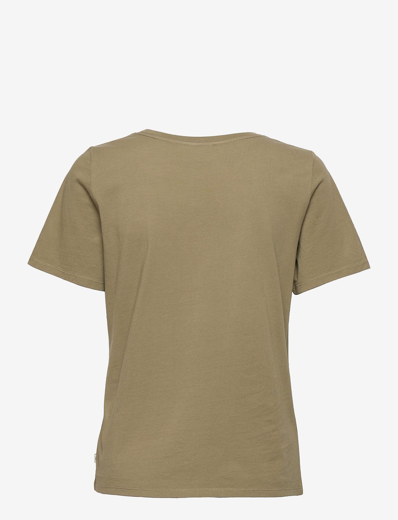 EDC by Esprit - T-Shirts - t-shirts - light khaki - 1