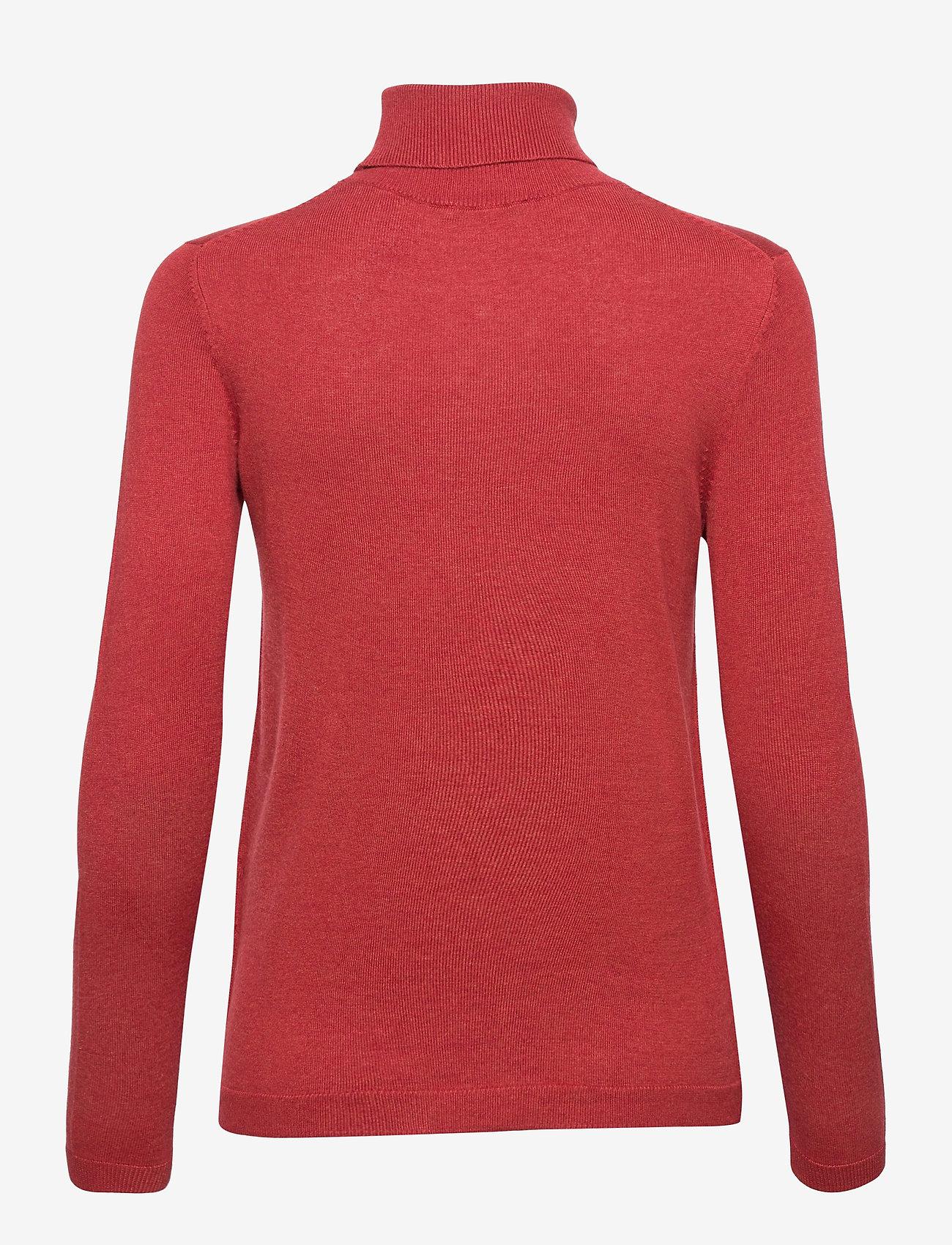 EDC by Esprit - Sweaters - turtlenecks - terracotta 5 - 1
