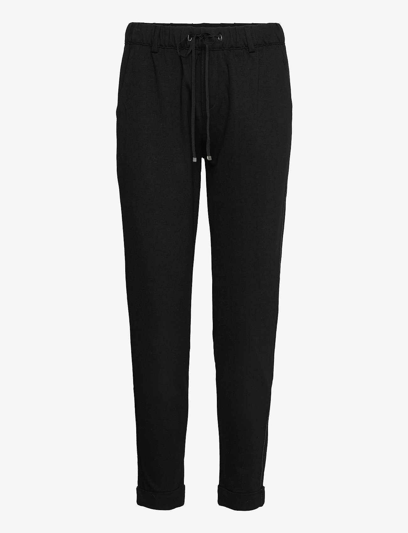 EDC by Esprit - Pants woven - sweatpants - black - 0