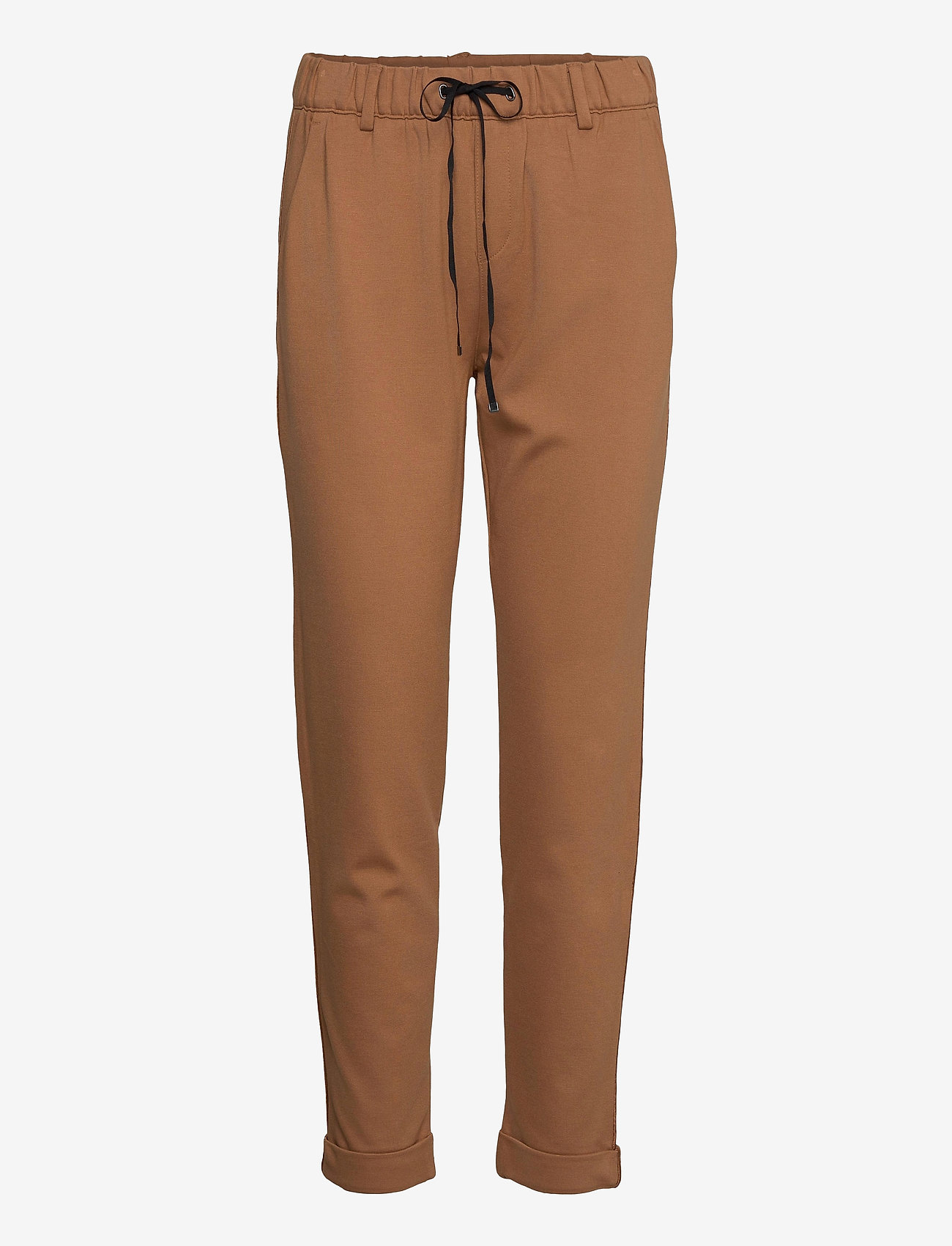 EDC by Esprit - Pants woven - sweatpants - caramel - 0