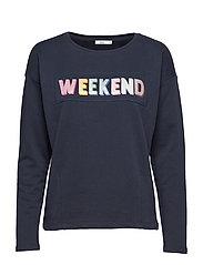 Sweatshirts - NAVY 3