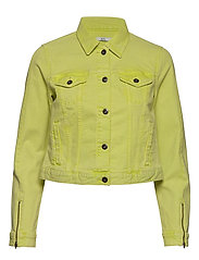 Jackets indoor woven - LIME YELLOW