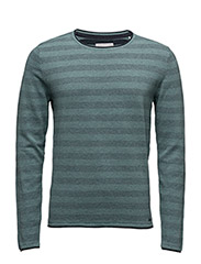 Sweaters - LIGHT TURQUOISE