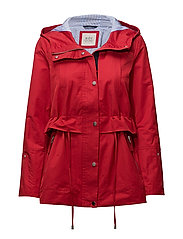 Jackets outdoor woven - RED