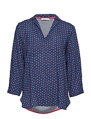 acd05aecd610 Blouses woven - NAVY