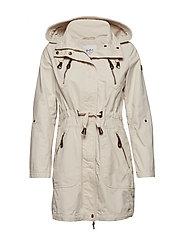 Coats woven - LIGHT BEIGE