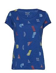 T-Shirts - BRIGHT BLUE