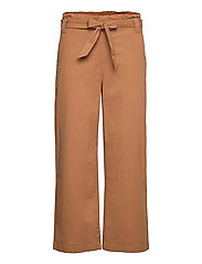 Pants woven - CARAMEL
