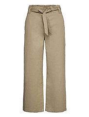 Pants woven - LIGHT KHAKI