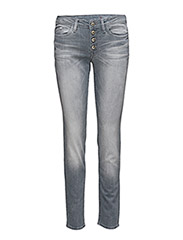 Pants denim - GREY MEDIUM WASH