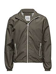 Jackets outdoor woven - LIGHT KHAKI