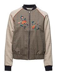 Jackets indoor woven - CAMEL