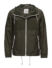 Jackets outdoor woven - KHAKI GREEN