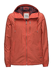 Jackets outdoor woven - ORANGE