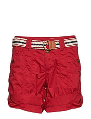 Shorts woven - RED