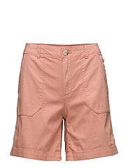 Shorts woven - PASTEL ORANGE
