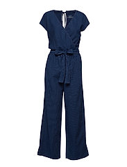 Overalls woven - GREY BLUE 3