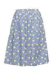 Skirts light woven - LIGHT BLUE