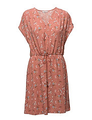 Dresses light woven - SALMON