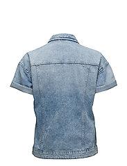 Vests outdoor denim