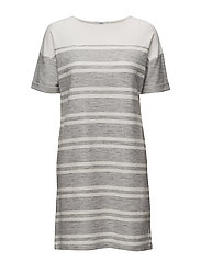 Dresses knitted - LIGHT GREY