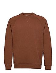 Sweatshirts - CARAMEL
