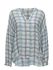 Blouses woven - GREEN