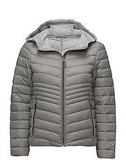 Jackets outdoor woven - GUNMETAL